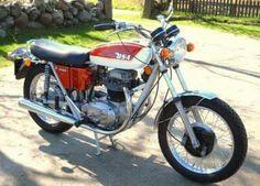 BsaThunderbolt 650cc oil in frame 1972 ish