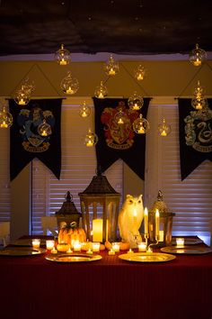 I LOVE the idea of floating LED candles in the glass ornaments... alternative to the candle version?