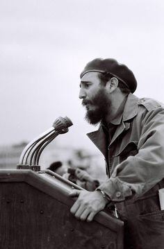 Fidel Castro becomes dictator of cuba 1959. Has his own island! Rules for over 50 years. Proving liberalism DOESN'T WORK.