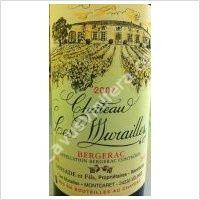 Cavusvinifera - Château les Murailles Bergerac 24230 Montcaret Fiche vin et producteur