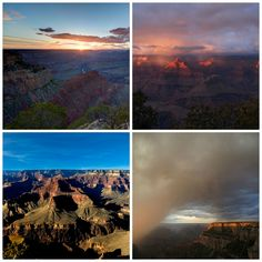 Grand Canyon Sunset Favorites. Must see in person. Start here: http://grandcanyondaytrips.com/tours/