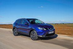 Der Qashqai tritt jung und frisch auf - Nissan hat sein Erfolgsmodell rundherum aufgefrischt und für die Konkurrenz fit gemacht. Zum Auto-Test: http://www.nachrichten.at/anzeigen/motormarkt/auto_tests/Der-Qashqai-tritt-jung-und-frisch-auf;art113,1391062 (Bild: Nissan)