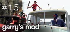 Author Playing Games | Garry's Mod Stream #15