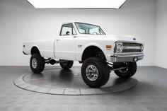 1970 Chevrolet C10 Long Bed Pickup 350 4 Speed