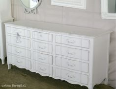 12 gorgeous drawers, anyone?