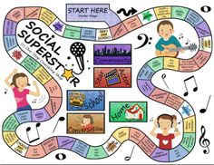 New Product :: Social Superstar Game | One-Stop Counseling Shop