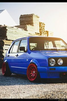 VW Golf Mk1 Golf Mk1, Volkswagen Golf Mk2, Vw Mk1, Vehicle Branding, Mk 1, Vw Cars, Car Tuning, Car Brands, My Dream Car