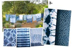 Shibori Tie Dye | Tie Dye Instructions- DIY Tie Dye At Home This Suno Dress