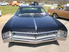 1966 Buick Riviera, like my first car.