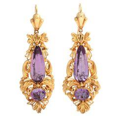 Spectacular Diamond Earrings