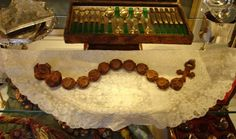 Henry VIII's rosary, Chatsworth House
