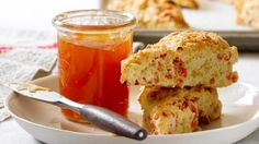 Delicious scones to pair with your favorite holiday tea.