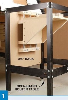 By Bruce Kieffer and Richard Tendick Router lifts are hot items these days and for good reason. Veteran router table users love their ability to make super-fine…