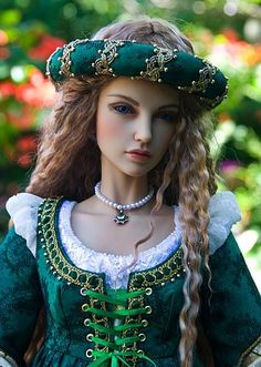 Iplehouse EID Carina doll