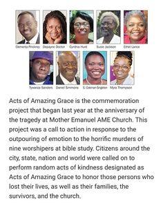 #sharekindness RG @djs_eugoria Do something nice for someone today  #MotherEmanuel #AmazingGrace #June17 #charlestongood