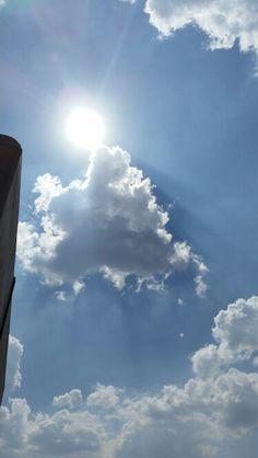 nuvol #sky #cloud #city #méxico #blue #nubes
