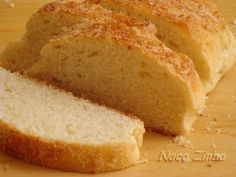 Pão de coco » NacoZinha - Blog de culinária, gastronomia e flores - Gina