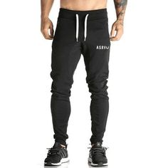 Cheap fashion jogger pants, Buy Quality jogger pants directly from China fashion joggers Suppliers: Golds Pants Mens Tracksuit Bottoms Cotton Fitness Skinny Joggers Sweat Pants Pantalones Chandal Hombre Casual Pants Jogger Pants Style, Mens Jogger Pants, Jogger Sweatpants, Sport Pants, Men Pants, Man Street Style, Casual Pants, Men Casual, Sweatpants