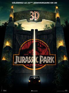 Jurassic Park de Steven Spielberg