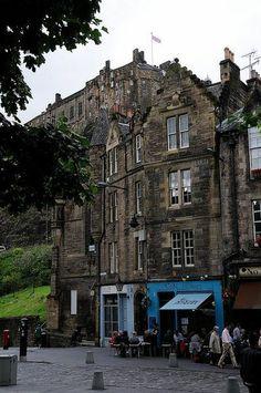 Sidewalk Cafe, Edinburgh