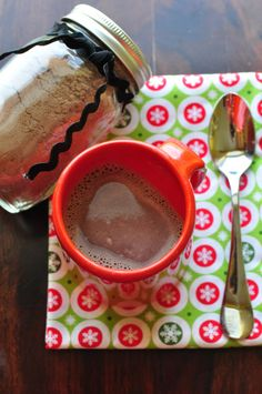 Vanilla Bean Hot Chocolate Mix