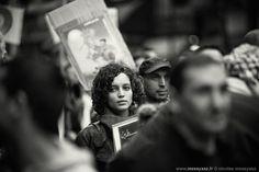 """ARCHIVES JOURNAL PHOTO, il y a 1 an: """" Nakba : Marche pour la Palestine """" La PHOTO du Jour du 19 mai 2012 http://www.messyasz.fr/FDJ/11930"""