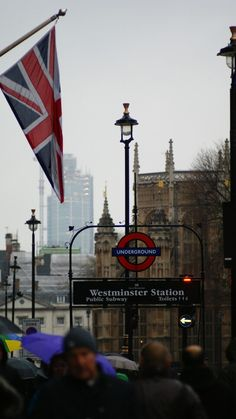 London ...was just at the Westminster station platform a couple weeks ago!!