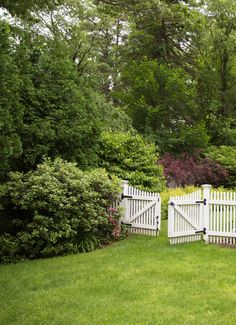 A house so charming it even comes with its own white picket fence! Read More: http://www.stylemepretty.com/living/2014/03/10/abby-larsons-home-tour-domino-mag-feature/