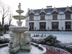 A palatial country house on the crest of the moors.  www.bespokehotels.com
