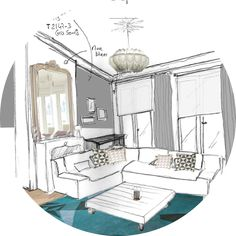 Découvrez les prestations de décoration et d'architecture d'intérieur de Mon Intérieur Sur Mesure. Réalisez votre devis sur notre site.