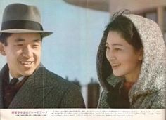 美智子さまの昔の写真を振り返ると、かなりの美人だったことがわかります。※もちろん、いまも清楚で凛とした正統派美人だと思います。