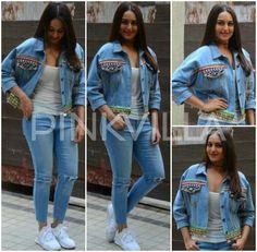 Fashion Faceoff: Sonakshi Sinha or Sunny Leone, who wore the Seema Khan jacket better? | PINKVILLA
