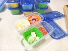 DIY Protein packs are the perfect snack pack. Make your own protein snack packs in just minutes and save money.