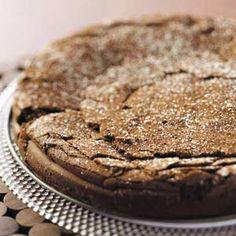 Light Flourless chocolate cake