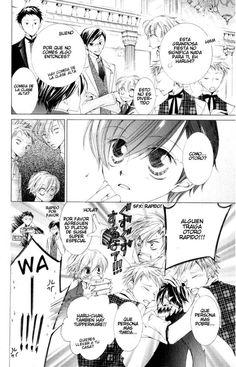 Ouran High School Host Club manga capitulos 2 en Español Página 35