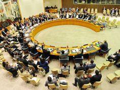 El Consejo de Seguridad de la Organización de las Naciones Unidas