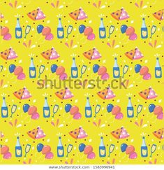 Find Cute Party Flat Design Illustration stock images in HD and millions of other royalty-free stock photos, illustrations and vectors in the Shutterstock collection. Thousands of new, high-quality pictures added every day. Flat Design Illustration, Pattern Design, Royalty Free Stock Photos, Artist, Cute, Party, Pictures, Photos, Artists