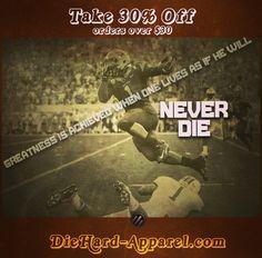 DieHard-Apparel.com: Right now, take 30% off any order over $30. #DieHardSunDevils #ForksUp