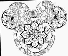 ✔ Cute Doodles Disney Mickey Mouse #mundorosa #mãedemenina #princess Mickey Mouse Coloring Pages, Cute Coloring Pages, Disney Coloring Pages, Mandala Coloring Pages, Adult Coloring Pages, Coloring Books, Disney Kunst, Disney Art, Disney Tattoos