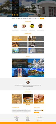 Sell365's Hotel Template. One of the best Website Builder in India. Design and customize your own website with our free website templates.