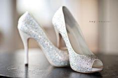 sparkly-peep-toe-wedding-heels