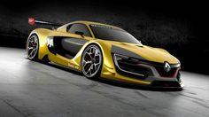 Super wyścigowe Renault R.S. 01