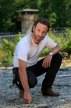Andrew Lincoln as Rick Grimes                                                                                                                                                                                 More