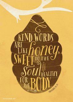 Kind Words #kindness