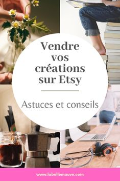 How to sell your creations on etsy La Belle Mauve
