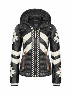 Ski jackets for women: Find high quality & exclusive ski jackets for women at the official Bogner online shop! Coats For Women, Jackets For Women, Clothes For Women, Women's Jackets, Ski Fashion, Winter Fashion, Sporty Fashion, Fashion Women, Down Ski Jacket