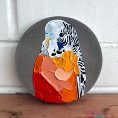 Art Alevel, Deco Originale, Bird Artwork, Australian Art, Art Tutorials, Les Oeuvres, Creative Art, Art Inspo, Watercolor Art