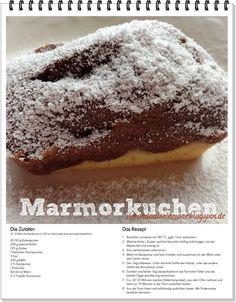 #Kindheitserinnerungen #Marmorkuchen Post, Desserts, Ethnic, Cheesecake, German, Sweets, Cooking, German Cuisine, Marble Cake
