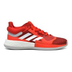 Main Features ---Brand : adidas ---Gender : Men ---Material : Polyester, Nylon, Polyurethane, Rubber ---MPN : ---Color : Red ---Size : 250 mm ~ 300 mm [US 7 ~ Adidas Basketball Shoes, Men's Basketball, Adidas Men, Adidas Sneakers, Things That Bounce, Nba, Casual, Adidas Shoes, Adidas Shoes Men