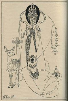 Tamburlaine illustrated by Harry Clarke